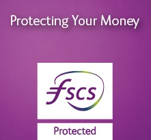 Financial Services Compensation Scheme. Protecting your money. Find out more here.